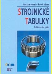 Strojnické tabulky : pomocná učebnice pro školy technického zaměření  (odkaz v elektronickém katalogu)