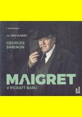 Maigret v Picratt baru (odkaz v elektronickém katalogu)