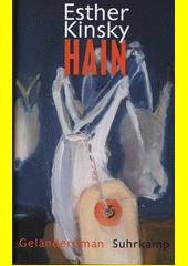 Hain : Geländeroman  (odkaz v elektronickém katalogu)