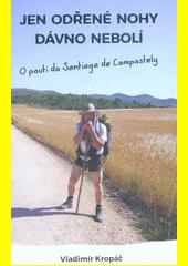Jen odřené nohy dávno nebolí : o pouti do Santiaga de Compostely  (odkaz v elektronickém katalogu)