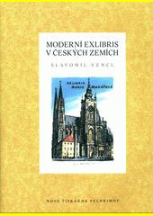 Moderní exlibris v českých zemích  (odkaz v elektronickém katalogu)