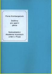 Italština pro operní pěvce  (odkaz v elektronickém katalogu)