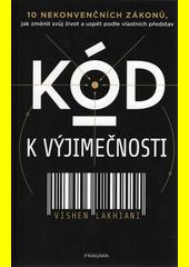 Kód k výjimečnosti  (odkaz v elektronickém katalogu)