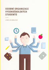 Osobní organizace vysokoškolských studentů  (odkaz v elektronickém katalogu)