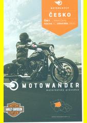 Motowander Česko : motorkářský průvodce. Část 2, Střední Čechy  (odkaz v elektronickém katalogu)