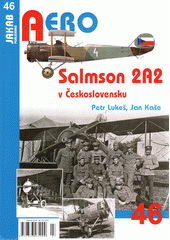 Salmson 2A2 v Československu  (odkaz v elektronickém katalogu)