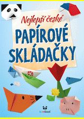 Nejlepší české papírové skládačky (odkaz v elektronickém katalogu)