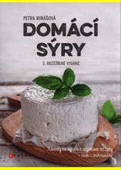 Domácí sýry  (odkaz v elektronickém katalogu)