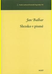 Slezsko v pismě : knihovna slezských klasiků  (odkaz v elektronickém katalogu)