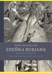 Podivuhodný svět Zdeňka Buriana : ilustrační tvorba k dílu Julese Verna  (odkaz v elektronickém katalogu)