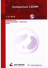 Sympozium CZEMP : 8.6.2018, Praha, hotel Ambassador - Zlatá husa (odkaz v elektronickém katalogu)