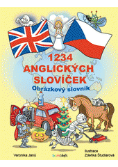1234 anglických slovíček : obrázkový slovník  (odkaz v elektronickém katalogu)