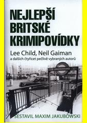 Nejlepší britské krimipovídky  (odkaz v elektronickém katalogu)