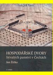 Hospodářské dvory bývalých panství v Čechách  (odkaz v elektronickém katalogu)