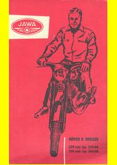 Motocykl Jawa : 250 ccm typ 559 (odkaz v elektronickém katalogu)