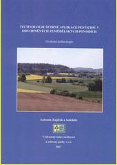Technologie šetrné aplikace pesticidů v odvodněných zemědělských povodích : ověřená technologie : technická dokumentace výsledku - popis technologie, popis způsobu testování a testovací protokol  (odkaz v elektronickém katalogu)