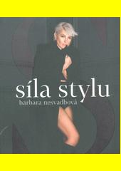 Síla stylu  (odkaz v elektronickém katalogu)