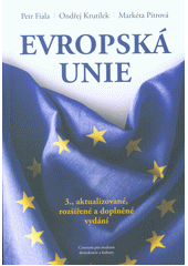 Evropská unie  (odkaz v elektronickém katalogu)