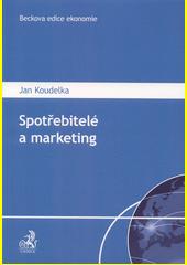 Spotřebitelé a marketing  (odkaz v elektronickém katalogu)