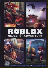 Roblox : nejlepší adventury  (odkaz v elektronickém katalogu)