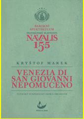 Venezia di San Giovanni Nepomuceno  (odkaz v elektronickém katalogu)