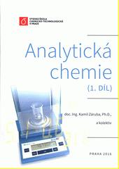 Analytická chemie. (1. díl)  (odkaz v elektronickém katalogu)