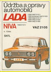 Údržba a opravy automobilů LADA - 1200 (VAZ 2101), 1200 Universal (VAZ 2102), 1300 (VAZ 21011), 1500 (VAZ 2103), 1600 (VAZ 2106), NIVA - (VAZ 2121)  (odkaz v elektronickém katalogu)