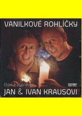 Vanilkové rohlíčky  (odkaz v elektronickém katalogu)