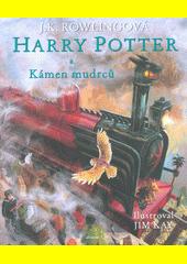 Harry Potter a kámen mudrců  (odkaz v elektronickém katalogu)