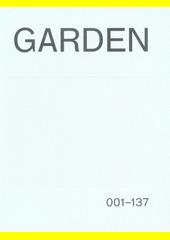 Jiří Thýn : Garden = Zahrada  (odkaz v elektronickém katalogu)