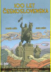 100 let Československa v komiksu  (odkaz v elektronickém katalogu)