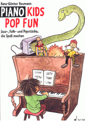 Piano Kids : Pop Fun (odkaz v elektronickém katalogu)