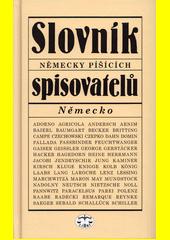 Slovník německy píšících spisovatelů : Německo  (odkaz v elektronickém katalogu)