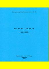 Richard Jeřábek (1931-2006) (odkaz v elektronickém katalogu)