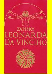 Zápisky Leonarda da Vinciho  (odkaz v elektronickém katalogu)