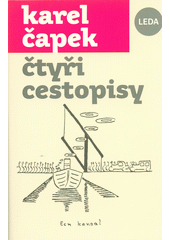 Čtyři cestopisy  (odkaz v elektronickém katalogu)