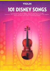 101 Disney songs : violin (odkaz v elektronickém katalogu)