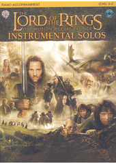 The Lord of the Rings :  instrumental solos : piano accompaniment : level 2-3 (odkaz v elektronickém katalogu)