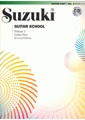 Suzuki Guitar School. Volume 2. Guitar part (odkaz v elektronickém katalogu)