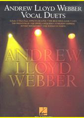 Andrew Lloyd Webber : vocal duets (odkaz v elektronickém katalogu)