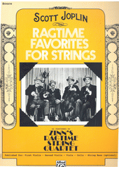 Ragtime favorites for strings  (odkaz v elektronickém katalogu)