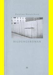 Bildungsroman  (odkaz v elektronickém katalogu)