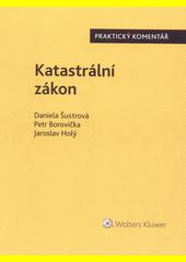 Katastrální zákon  (odkaz v elektronickém katalogu)