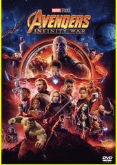 Avengers.  Infinity War (odkaz v elektronickém katalogu)