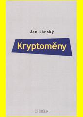 Kryptoměny  (odkaz v elektronickém katalogu)