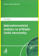 Makroekonomická analýza na příkladu české ekonomiky  (odkaz v elektronickém katalogu)