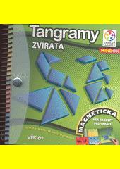 Tangramy : zvířata : magnetická hra na cesty (odkaz v elektronickém katalogu)