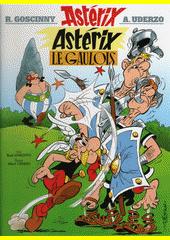 Astérix le Gaulois  (odkaz v elektronickém katalogu)