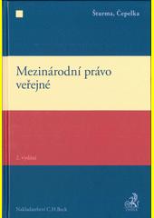 Mezinárodní právo veřejné  (odkaz v elektronickém katalogu)