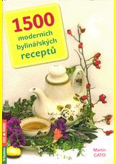 1500 moderních bylinářských receptů  (odkaz v elektronickém katalogu)